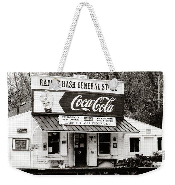 Rabbit Hash General Store- Photogaphy By Linda Woods Weekender Tote Bag