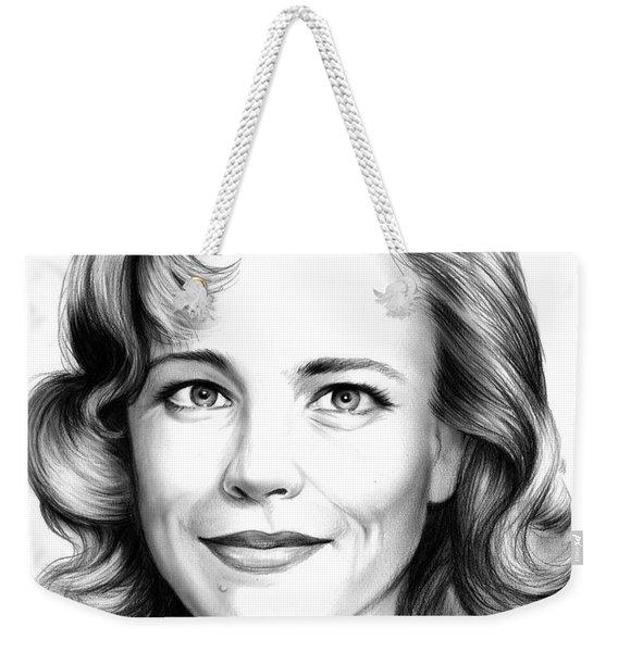 Rachel Mcadams Weekender Tote Bag