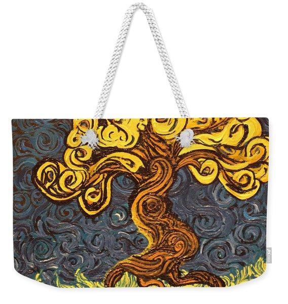 Radiant Within Weekender Tote Bag