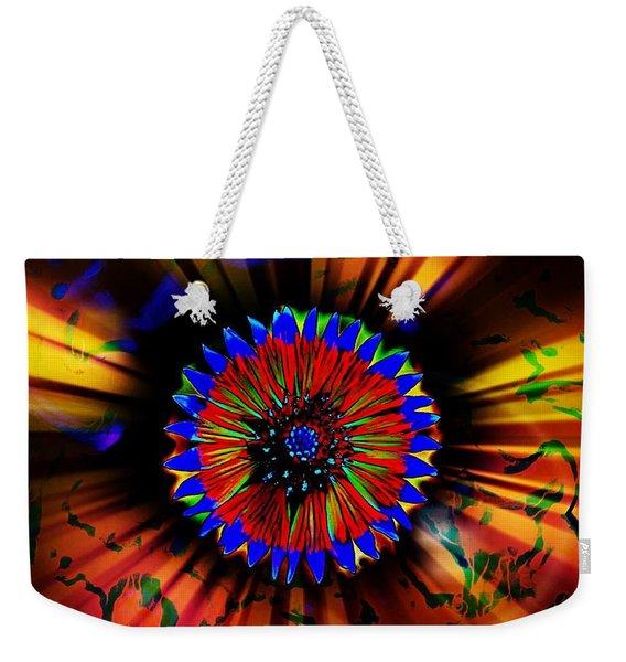 Radiate  Weekender Tote Bag