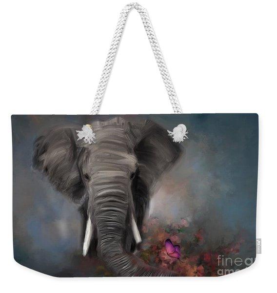 Raggy Baggy Ellie Weekender Tote Bag