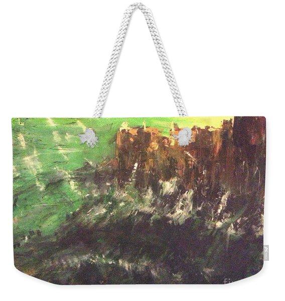 Raging Waters Weekender Tote Bag