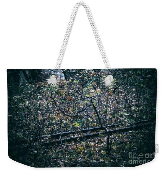 Rail Weekender Tote Bag
