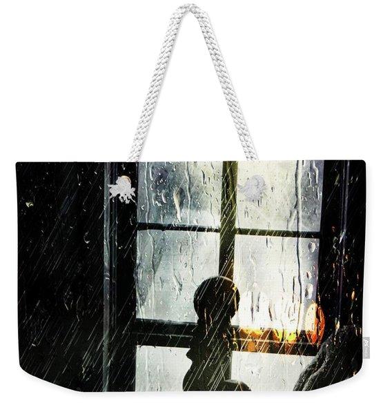 Rain In My Heart Weekender Tote Bag