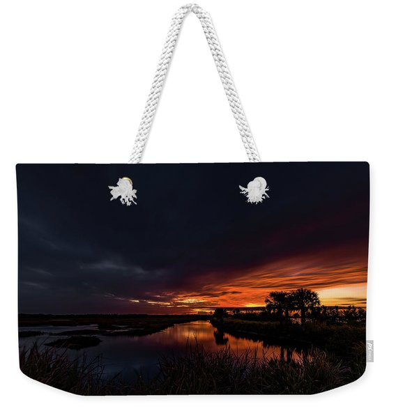 Rain Or Shine -  Weekender Tote Bag