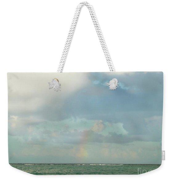 Rainbow 1 Weekender Tote Bag