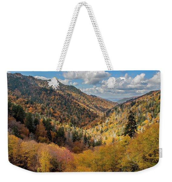 Rainbow Of Colors Weekender Tote Bag