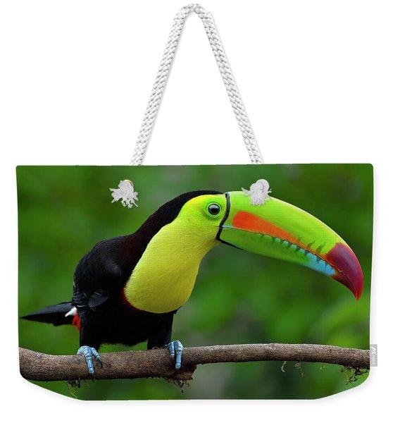 Rainbow Party Weekender Tote Bag