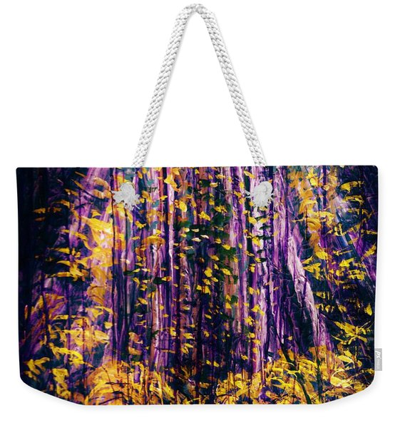 Rainforest  Weekender Tote Bag