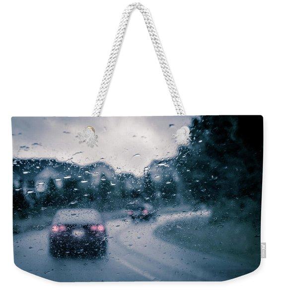 Rainy Day In June Weekender Tote Bag