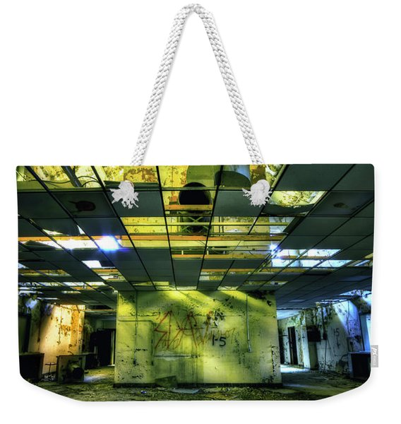Raise The Roof Weekender Tote Bag