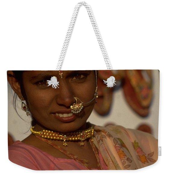 Rajasthan Weekender Tote Bag