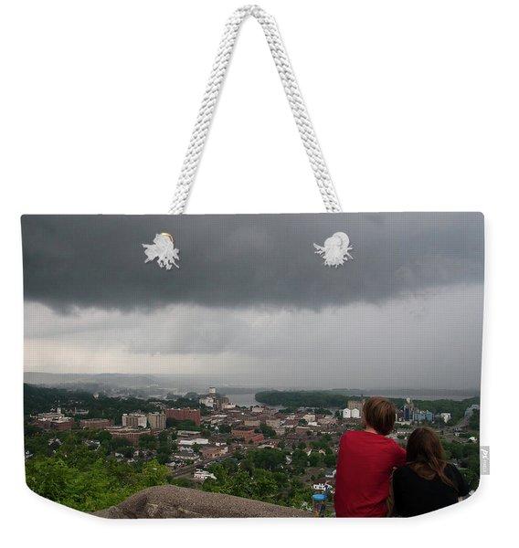 Ral-1 Weekender Tote Bag