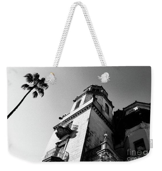 California Castle Weekender Tote Bag