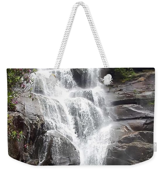 Ramsay Cascade Smoky Mountains National Park Weekender Tote Bag