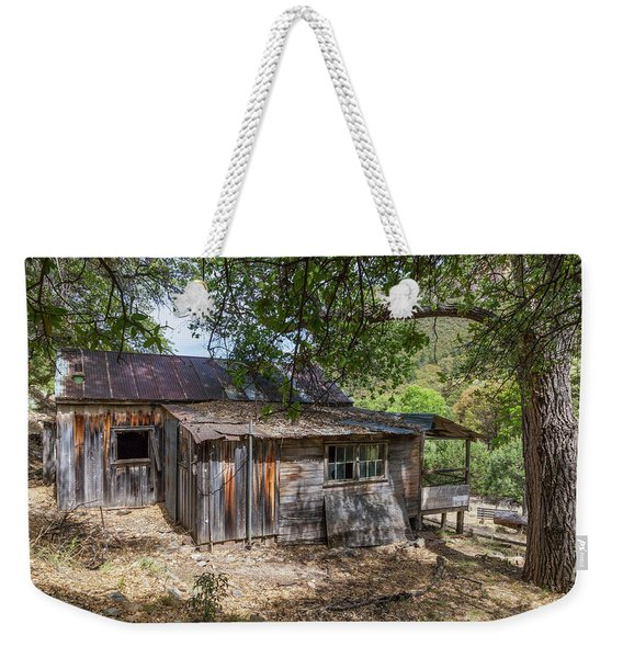 Ramsey Canyon Cabin Weekender Tote Bag