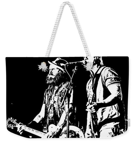 Rancid - Lars And Tim Weekender Tote Bag