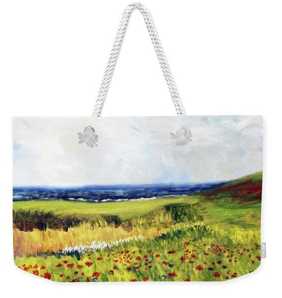 Random Beauty Weekender Tote Bag