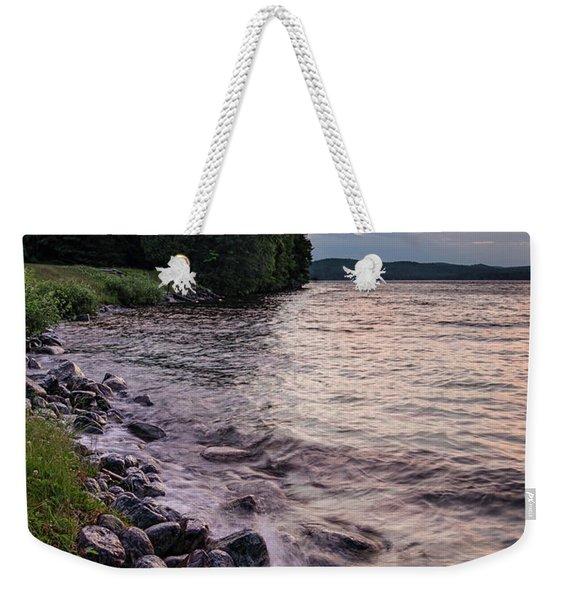 Rangeley Lake State Park In Rangeley Maine  -53215-53218 Weekender Tote Bag