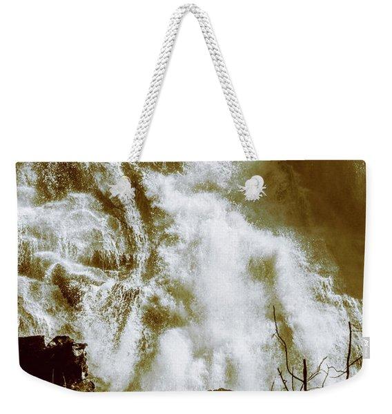 Rapid River Weekender Tote Bag