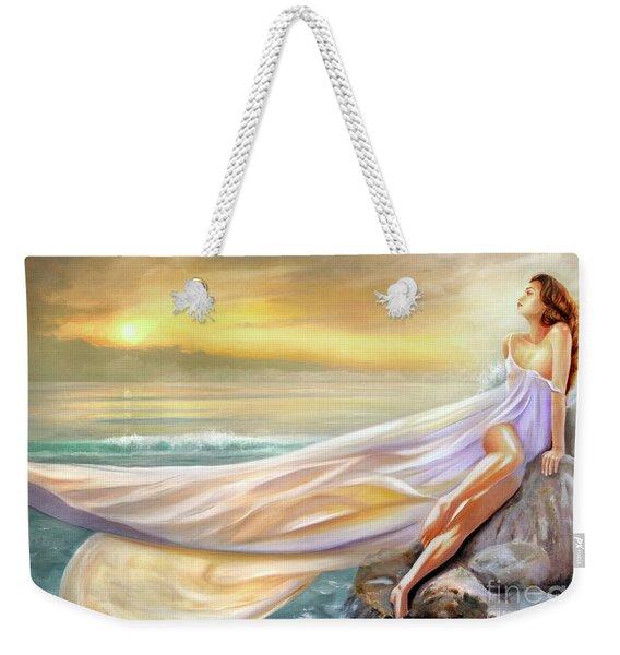 Rapture In Midst Of The Sea Weekender Tote Bag