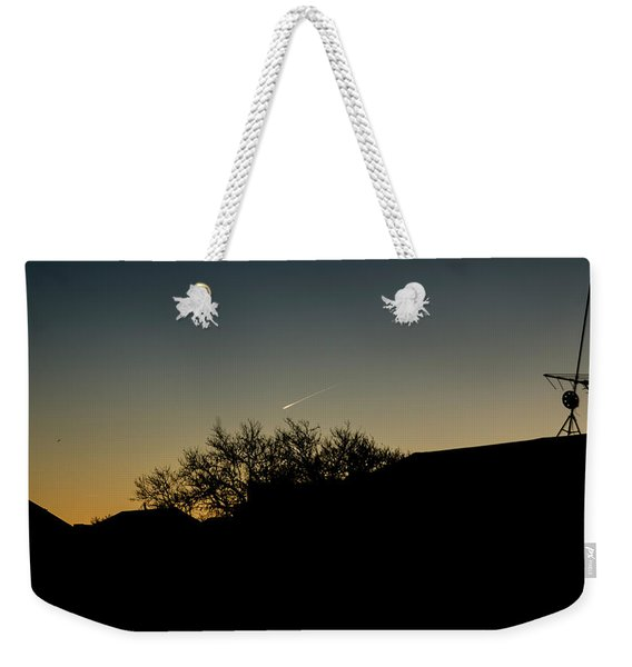 Rare In Nyc Weekender Tote Bag