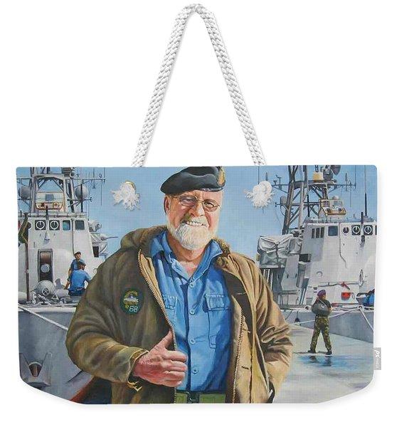 Ras Weekender Tote Bag