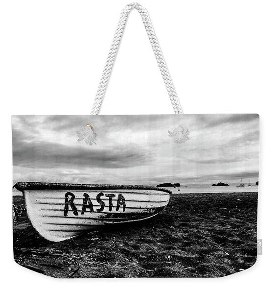 Rasta Noire  Weekender Tote Bag