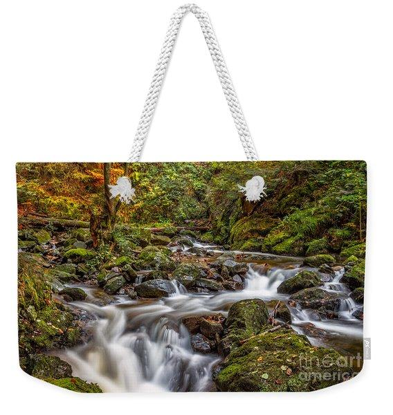 Cascades And Waterfalls Weekender Tote Bag