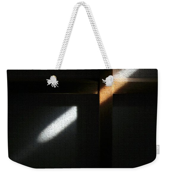 Ray Of Light Weekender Tote Bag