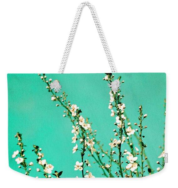 Reach - Botanical Wall Art Weekender Tote Bag