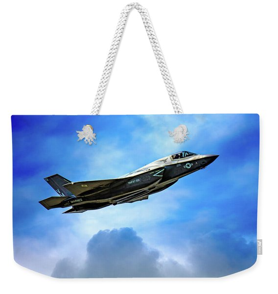 Reach For The Skies Weekender Tote Bag