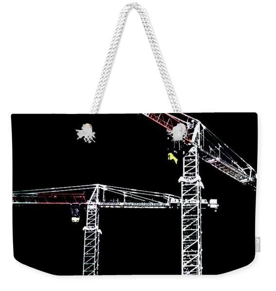 Reach For The Sky Weekender Tote Bag