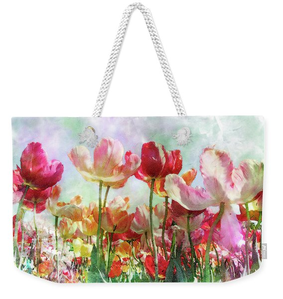 Reaching For The Sky Weekender Tote Bag