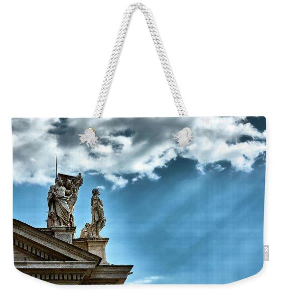 Reaching The Sky Weekender Tote Bag