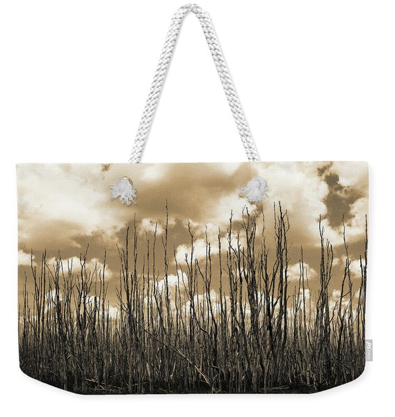 Reaching To The Sky Weekender Tote Bag