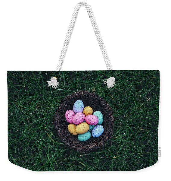 ready for Easter Weekender Tote Bag