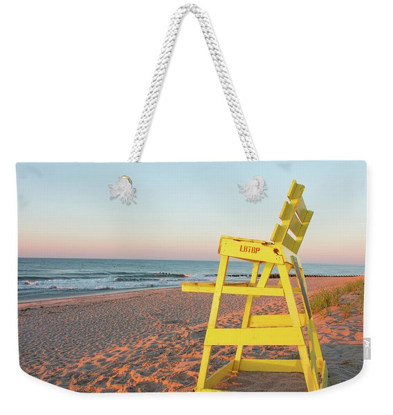 Ready For The Day Weekender Tote Bag