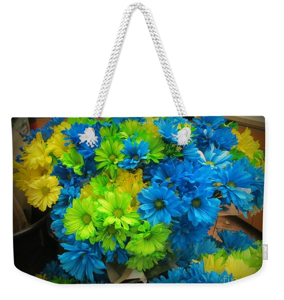 Real Color Or Hmmmmm Weekender Tote Bag