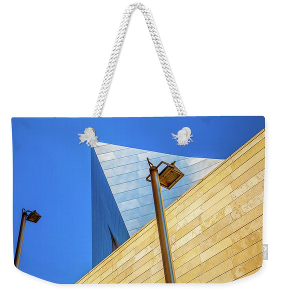 Reality Of Freedom Weekender Tote Bag