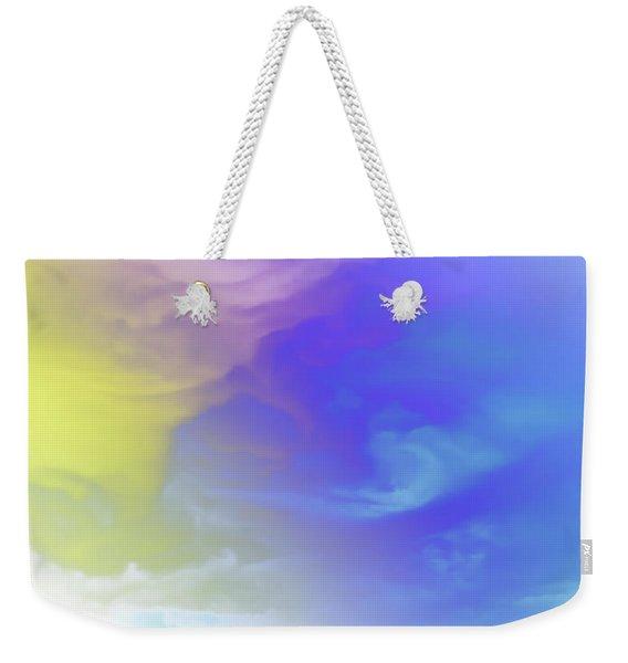 Realm Of Angels Weekender Tote Bag