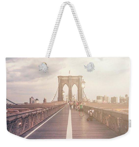 Realm Of Enlightment Weekender Tote Bag