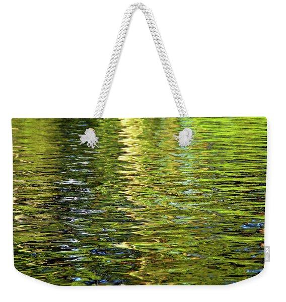 Reams Of Light Weekender Tote Bag