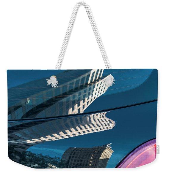 Rear Reflections Weekender Tote Bag