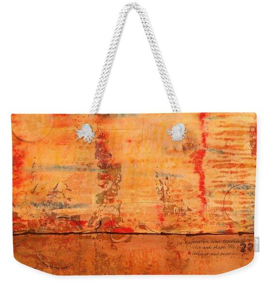 Rebar Weekender Tote Bag