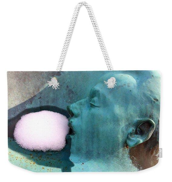 Recchia In Winter Weekender Tote Bag