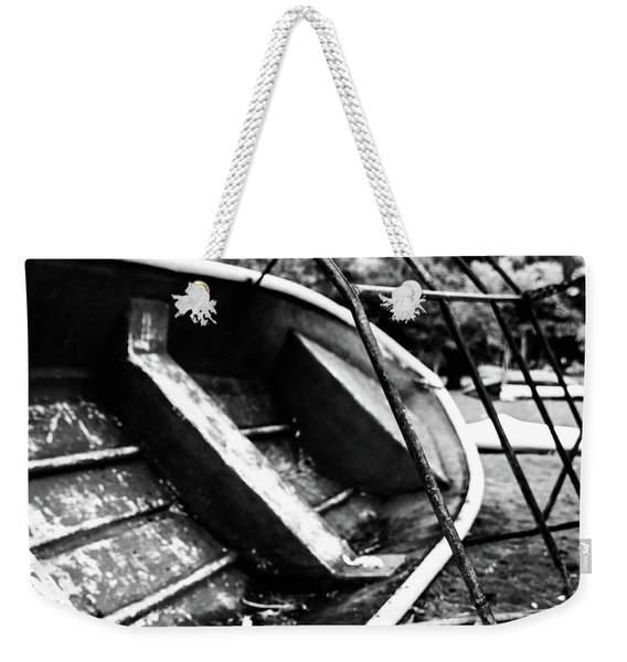 Reckage Weekender Tote Bag
