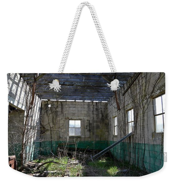 Reclaimed By Nature Weekender Tote Bag