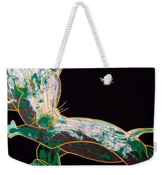 Recycle Weekender Tote Bag