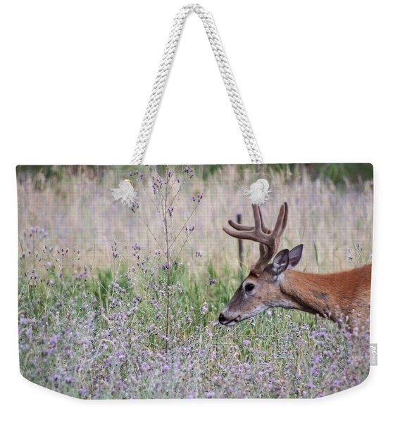 Red Bucks 4 Weekender Tote Bag